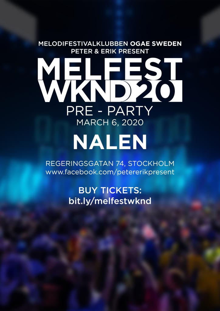 Melfest WKND 2020