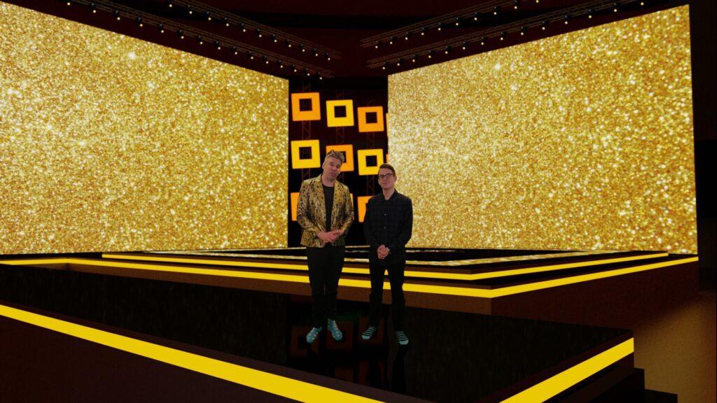 Hosts for the show will be OGAE Sweden President Alexander Borodin and David Olsson