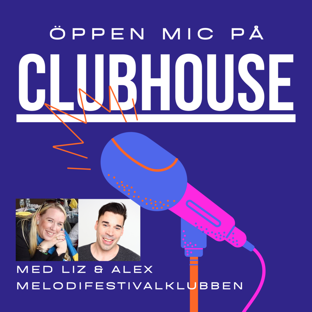 Open Mic på Clubhouse